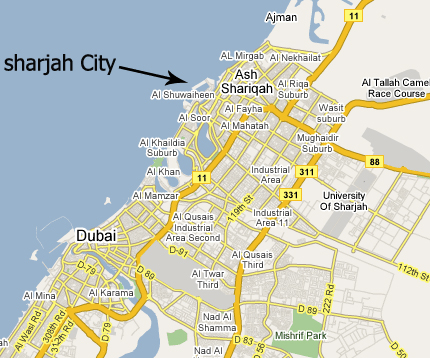 Sharjah City Guide
